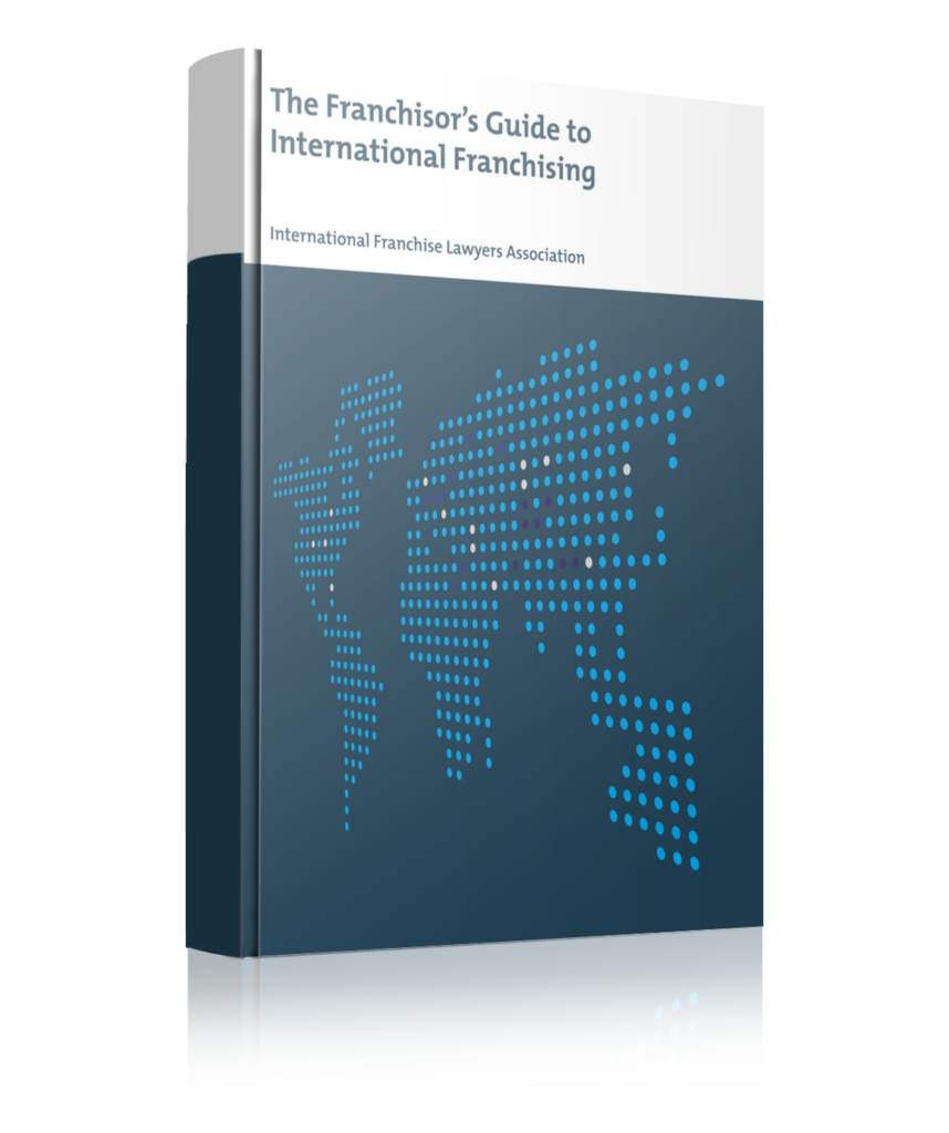 Book: The Franchisor's Guide to International Franchising